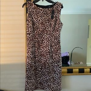 Beautiful leopard dress